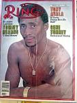 Ring Magazine January 1982, Tony Ayala, Gene Tunney