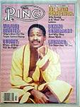 Ring Magazine April 1982, Wilfred Benitez
