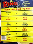 Ring Magazine August 1979, Championship Fights