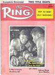 July 1958 Ring Magazine, Floyd Patterson