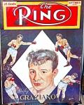 Ring Magazine, September 1949, Rocky Graziano