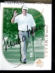 Hand Signed Trading Card Of Mark O'meara