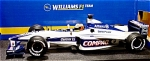 Hot Wheels Williams F1 Team Die Cast
