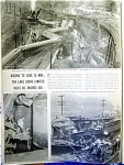 1940 Lake Shore Limited Train Wreck Ad