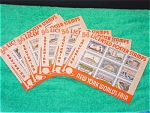 Complete 1939 Ny Worlds Fair Stamp Collection
