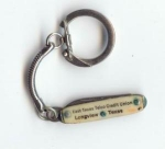 Tiny E. Tex Telco Cr Pocket Knife Key Chain
