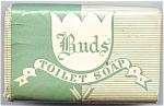 Bud's Vintage Toilet Soap