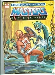 1984 Masters Of The Universe Coloring Book
