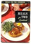 1950 Culinary Arts Institute Meals For Two Cookbook