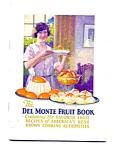 1929 Del Monte Fruit Book