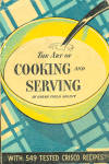 The Art Of Cooking And Serving - Proctor And Gamble