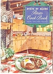 Vintage State Of Maine Potato Cook Book