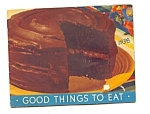1938 Make Good Things To Eat With Baking Soda