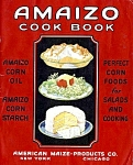 1926 Amaizo Corn Products Cook Book