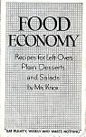 1920-30s Food Economy Knox Gelatine Cookbook