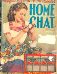 1943 Home Chat Magazine From England