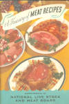 1940 A Treasury Of Meat Recipes