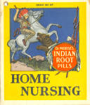 1920's Dr. Morse's Home Nursing Guide