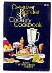 1973 Osterizer Cookbook