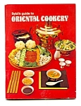 Sybil's Guide To Oriental Cookery 1977