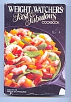 1984 Weight Watchers Fast And Fabulous Cookbook
