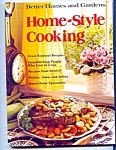 Better Homes And Gardens Home Style Cooking