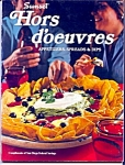1977 Sunset Books Hors D'oeuvres