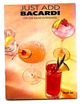 Just Add Bacardi Rum Recipes