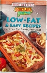 Best Recipes Low-fat And Easy Recipes