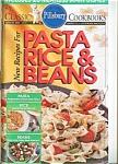Pillsbury Classic Cookbook #145, Pasta Rice Beans