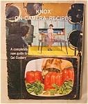 1963 Knox On-camera Recipes