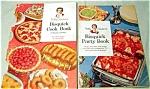 2 Betty Crocker Vintage Bisquick Cook Books