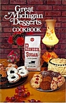 Great Michigan Desserts Cookbook