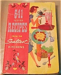 1954 641 Tested Recipes From The Sealtest Kitchens