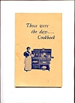 Those Were The Days Cookbook