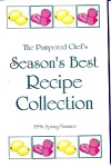 1996 Pampered Chef Spring Summer Cookbook