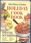 Better Homes Gardens Holiday Cook Book