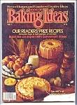 Bhg 100's Of Baking Ideas Magazine Nov 1977