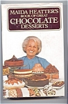 Maida Heatters Book Of Great Chocolate Desserts