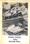 1950's Outdoor Cooking With Reynolds Wrap