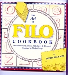 The Art Of Filo Paperback Cookbook