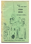 1978 Bradford Utd Church Of Christ Wild Game Cookbook