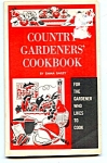 1963 Country Gardener's Cookbook
