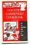 1963 Country Gardener's Cookbook