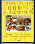 1996 Heart Healthy Cooking For All Seasons