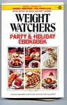 500 Recipes - Weight Watcher's Party/ Holiday Cookbook