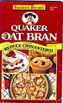 1989 Favorite Recipes - Quaker Oat Bran