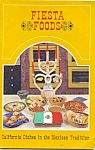 California Dishes In The Mexican Tradition Cookbook