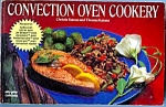 Convection Oven Cookery