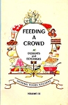 Feeding A Crowd Cookbook - Desserts And Beverages